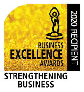 2020 Business Excellence Award