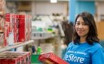 Kingston, Ontario, Canada (12/22/17) Volunteer Stocking Shelves